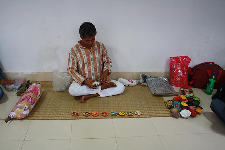 Master craftsmen from Odisha