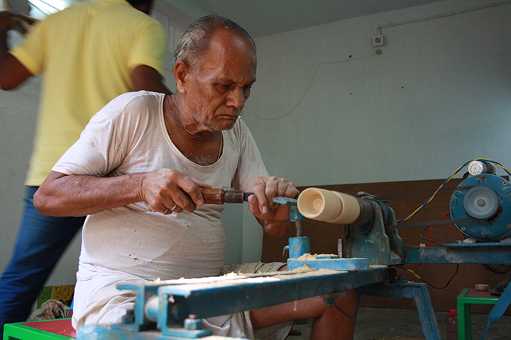 Mastercraftsman from Odisha