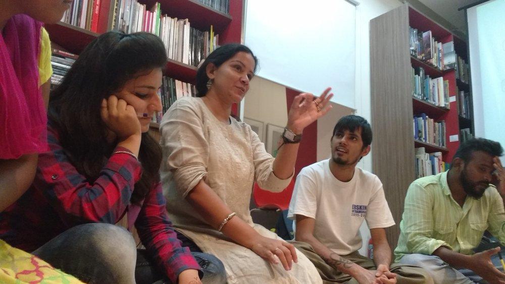 SESSION 1 | Nilanjana Nandy | 23 Aug 2016