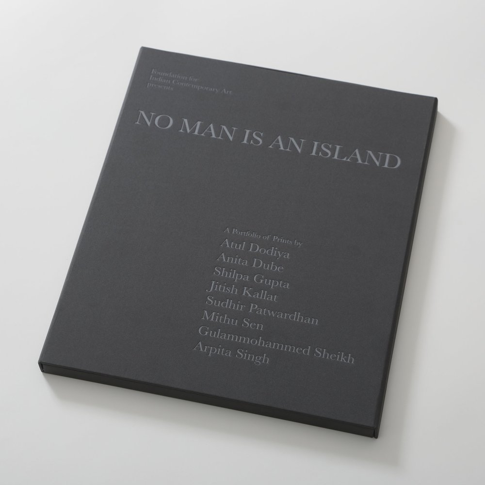 NO MAN IS AN ISLAND: A PORTFOLIO OF PRINTS