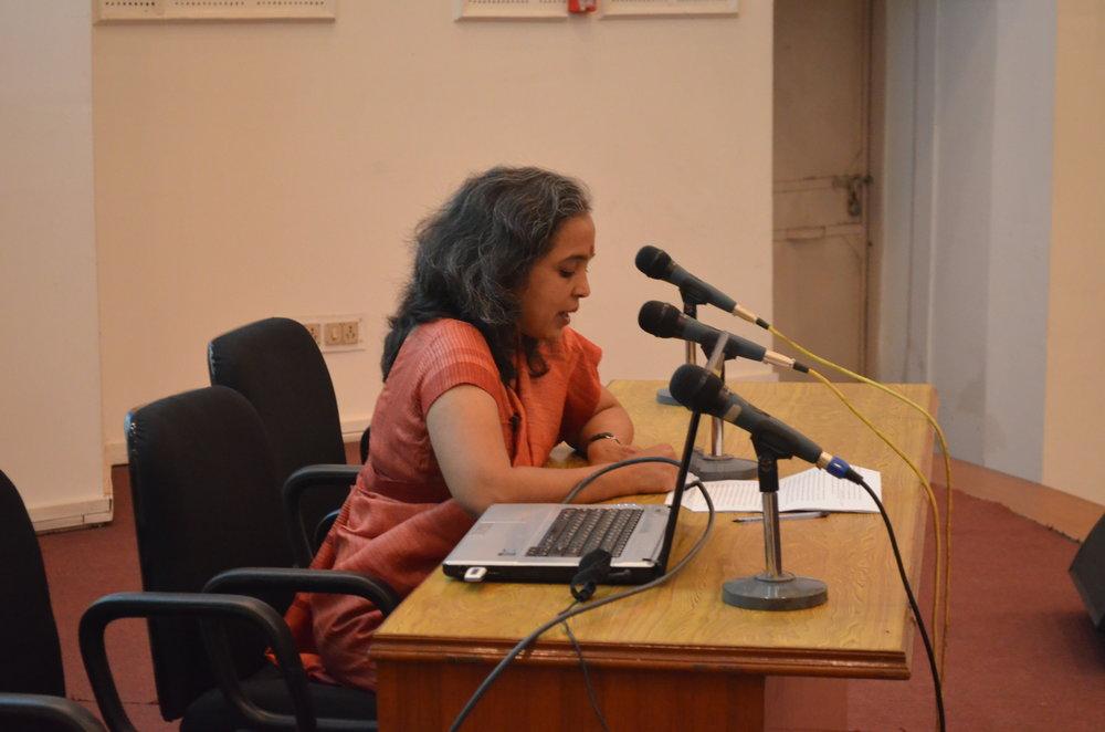 DR. SUMANGALA DAMODARAN | ILA DALMIA MEMORIAL LECTURE 2015