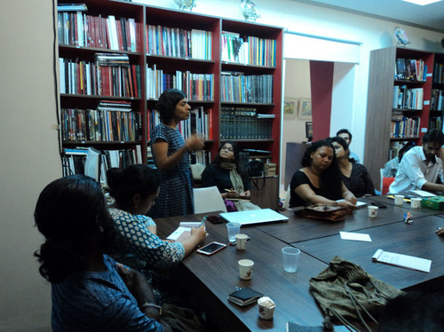 Reading Images: Interpretations/Over-Interpretations by rakhi peswani | fica masterclass series