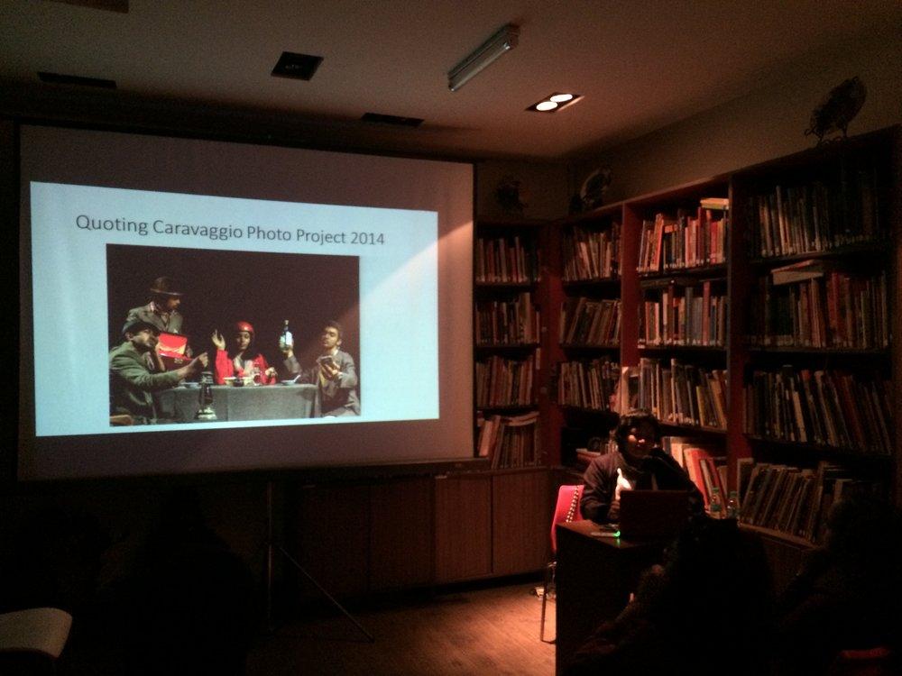 Learning by Doing: Alternative Strategies for Art History PedagogyTalk by Sarada Natarajan