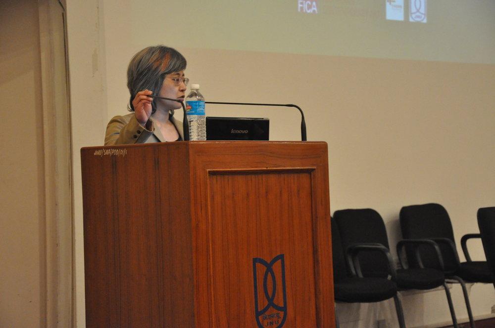 Heejin Kim | ila dalmia memorial lecture 2014