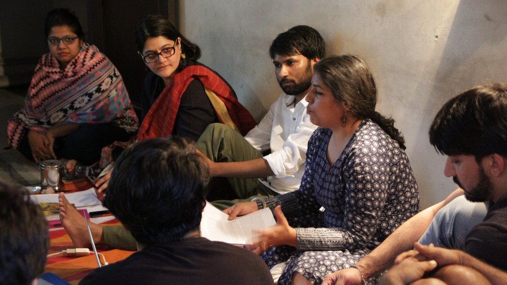 Building, dwelling, making: Three readings on delhi y mohammad sayeed, sarover zaidim samprati pani | C-13