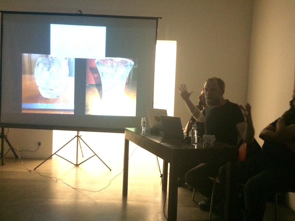 Polish india show: talk by Janek Simon and Max Cegielski | C-13