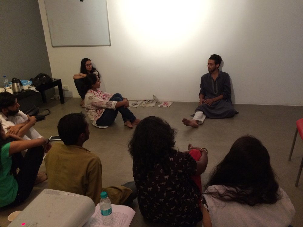 PERFORMANCE ART IN CONTEXT BY SAMUDRA KAJAL SAIKIA | fica masterclass series