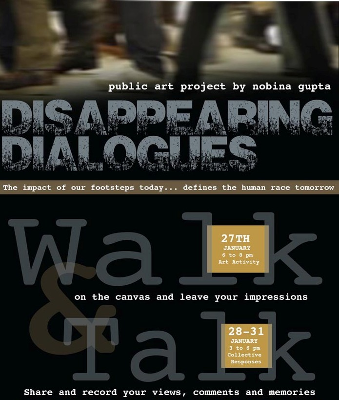 DISAPPEARING DIALOGUES WITH NOBINA GUPTA | OPEN FORUM