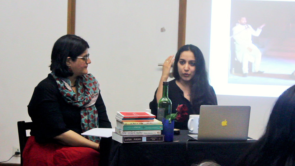 TAXONOMIES OF LOVE: AVNI SETHI IN CONVERSATION WITH SAROVER ZAIDI