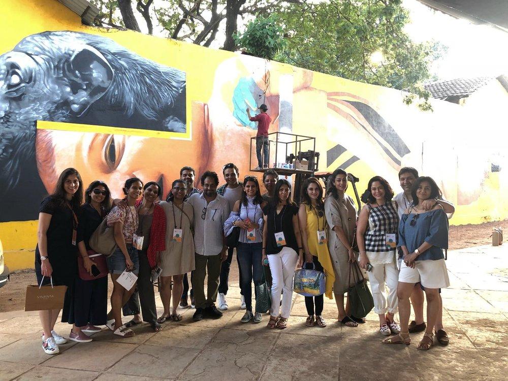FICA Patrons Trip to Serendipity Arts Festival Goa (1).JPG