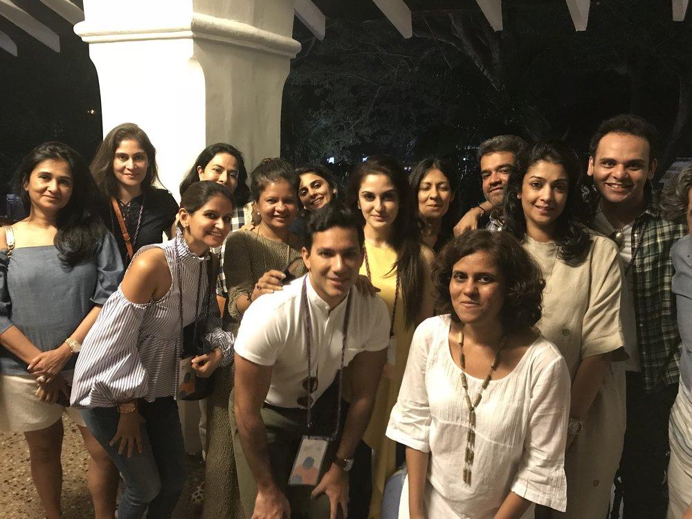 FICA Patrons Trip to Serendipity Arts Festival Goa (2).jpg