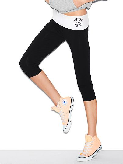 Yoga Leggings (Various Colors Available Online)