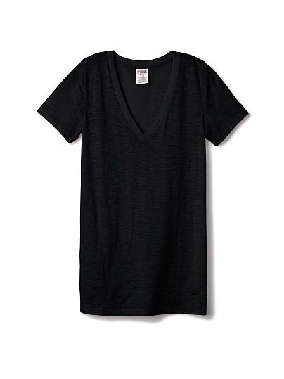 Ultra Comfortable V-Neck Tee (Various Colors Available Online)