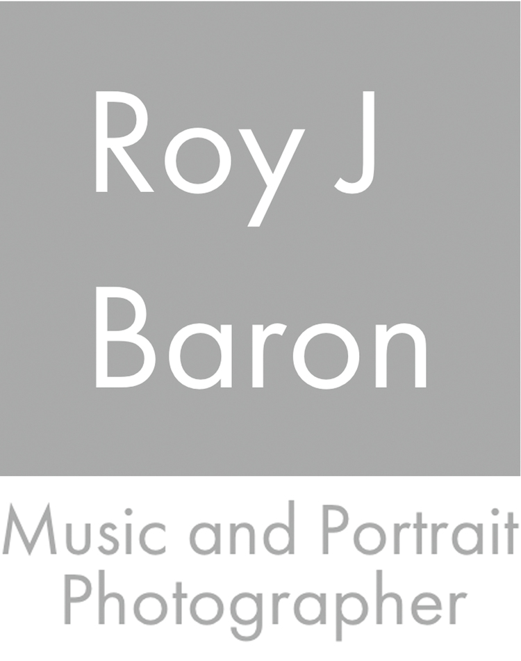 Roy J Baron - Music & Portrait Photographer