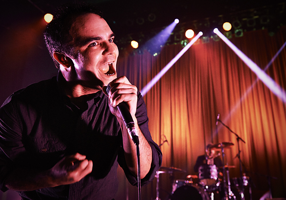 Future Islands (O2 Shepherds Bush Empire)