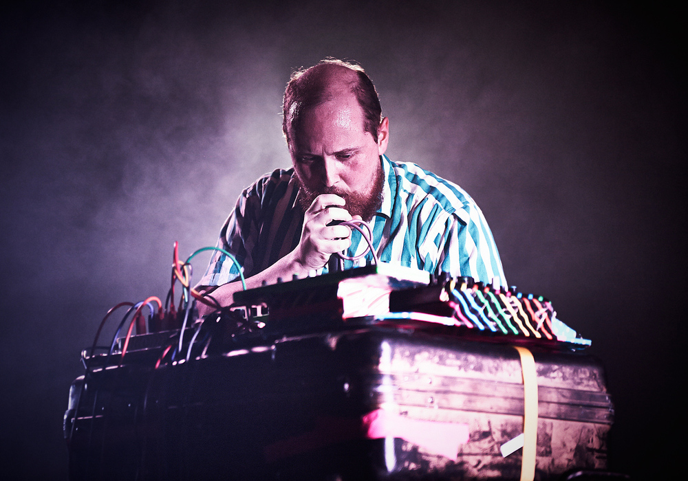 Dan Deacon (Islington Assembly Hall)