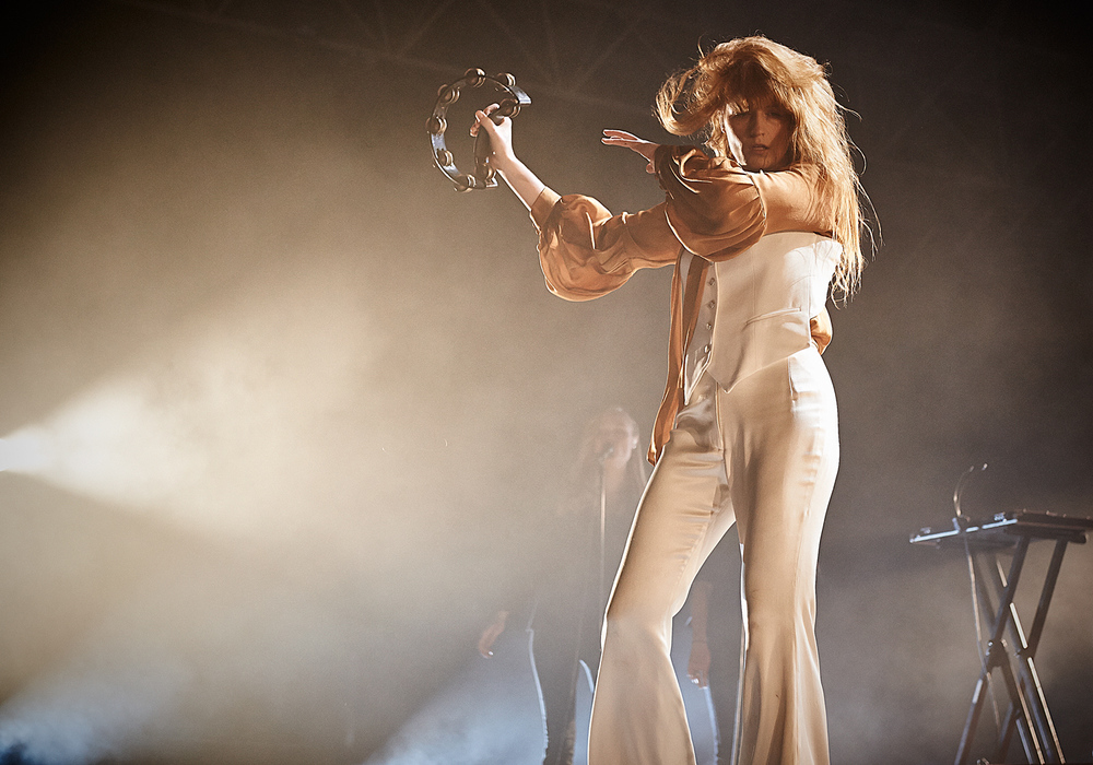 Florence and the Machine (Alexandra Palace)