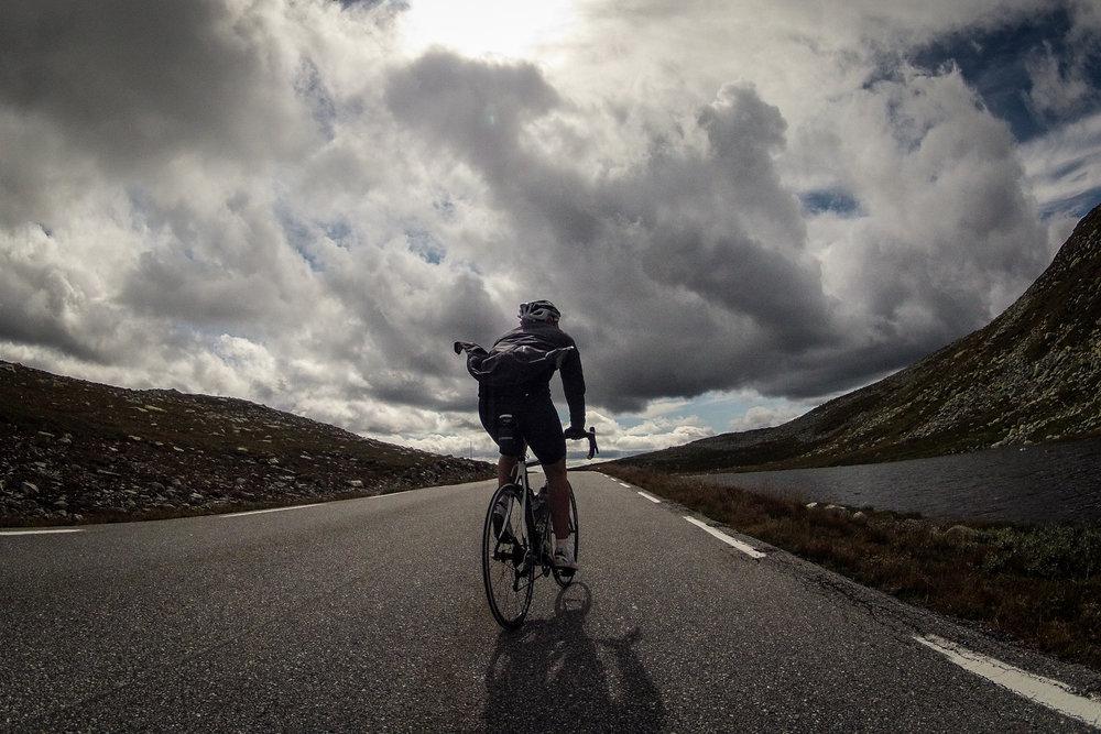Gausta rundt - Norges vakreste fjell tilbyr også en av Norges flotteste runder på landevei