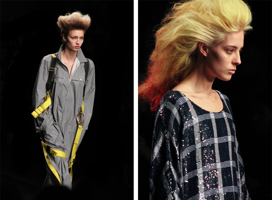 Ashish, sequins, London fashion week