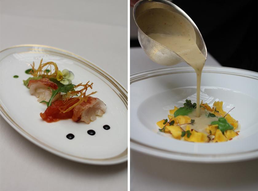 Apsleys restaurant, London, Heinz Beck, Michelin Star restaurant
