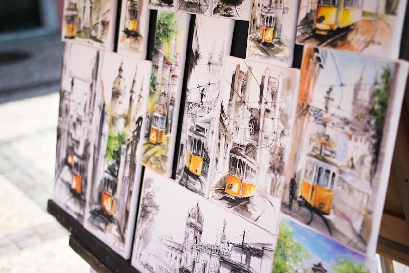 Tram-Art-Lisbon