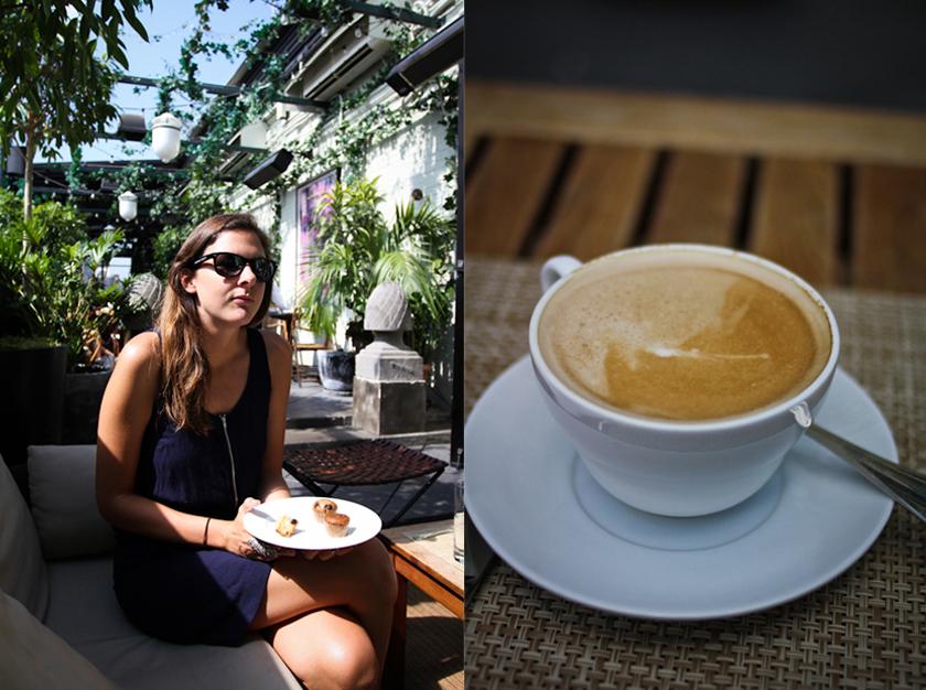 Gramercy Park Hotel breakfast