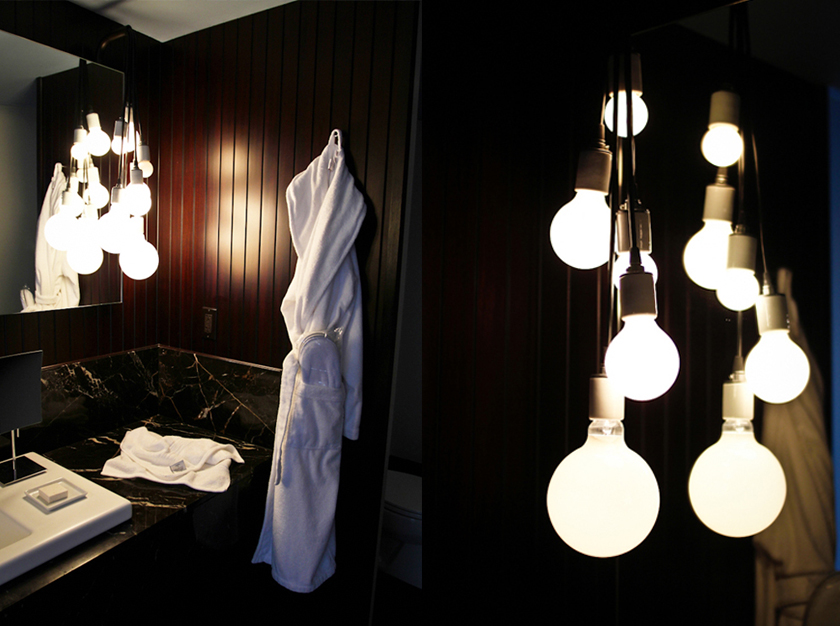 Gramercy Park Hotel bathroom