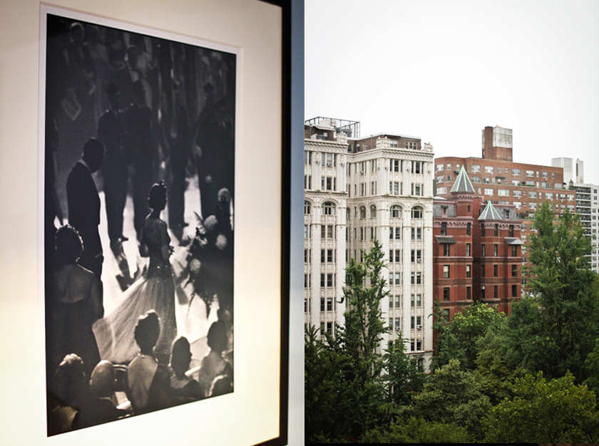 Gramercy Park Hotel view