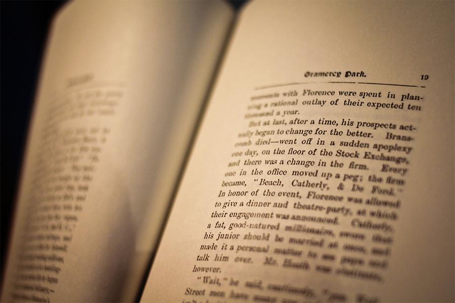 Gramercy Park book
