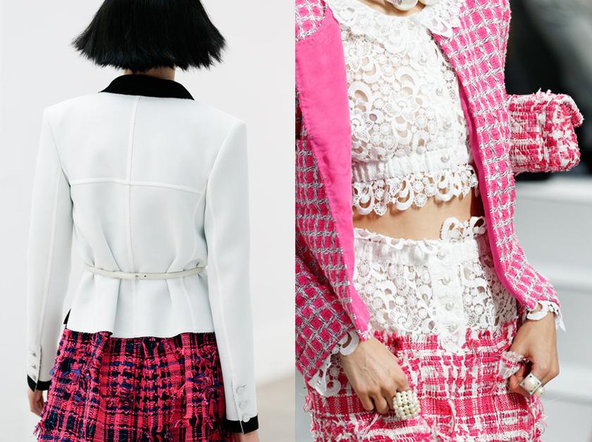 Chanel Spring 2014 details
