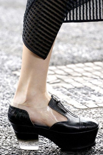 Erdem SS14 shoes