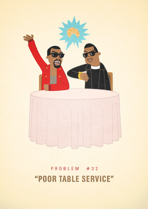 99 Problems by Ali Graham