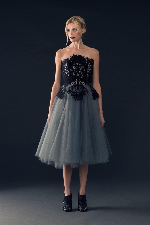 Caro's Gown Design