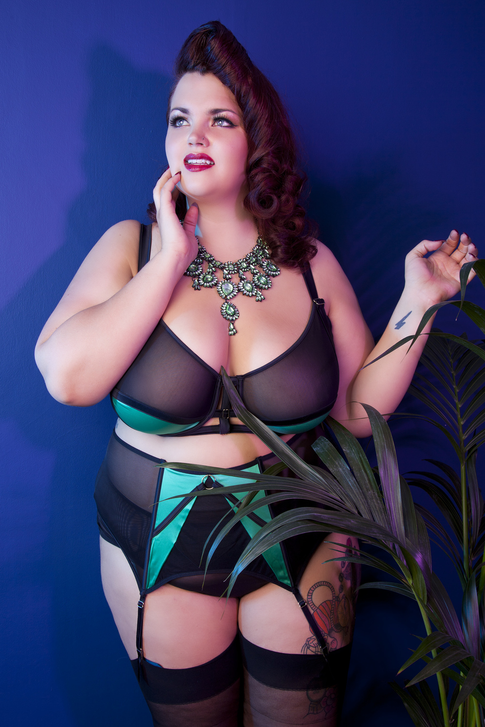 The Emerald Set (with the Juliet brief)