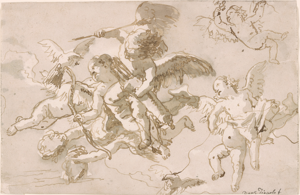 by Tiepolo