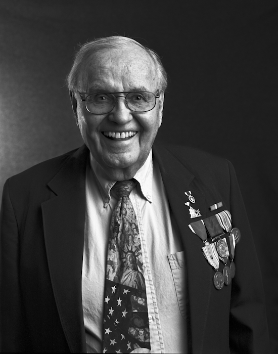 Don Whipple, United States Marine Corps.