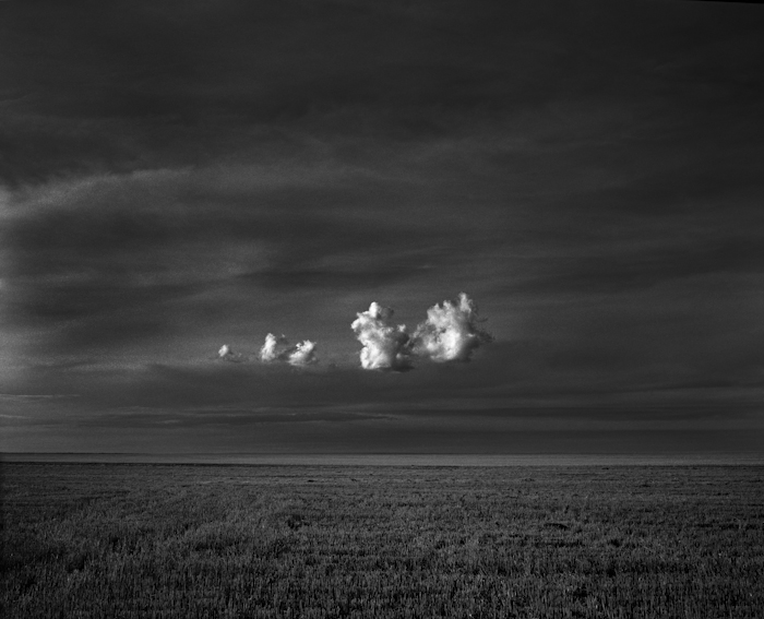 Lone cloud