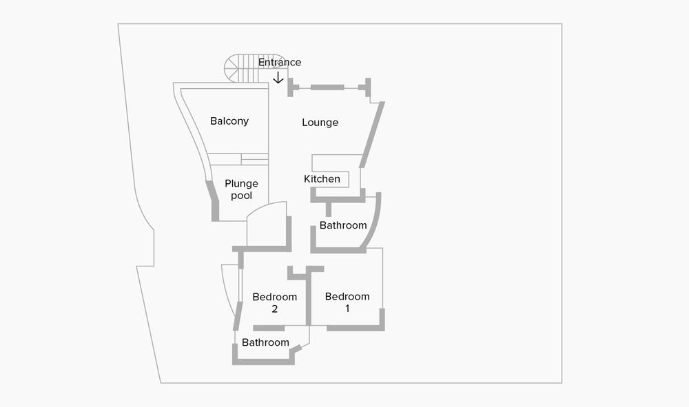 Level 2 – Penthouse