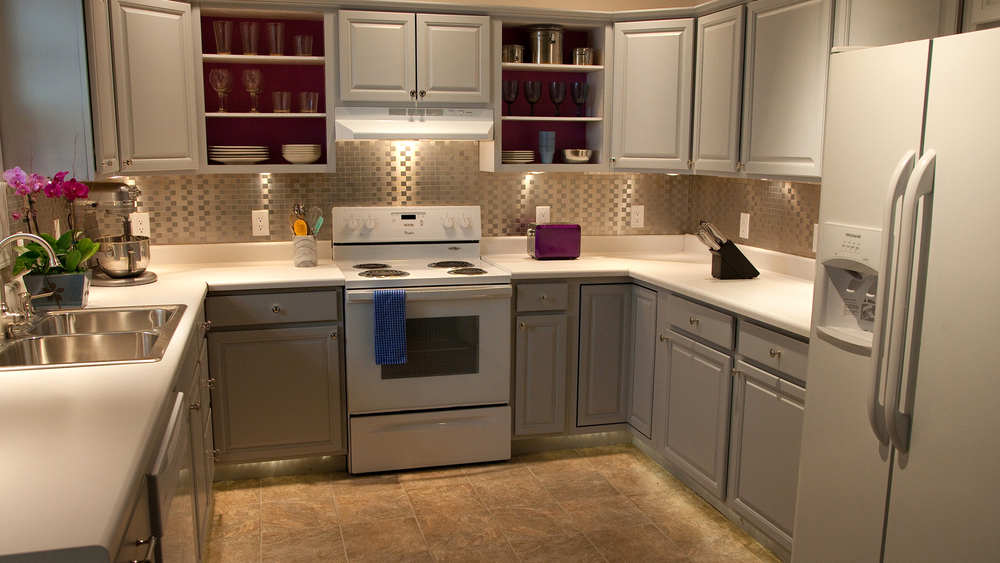Easy Kitchen Updates lowe's easy kitchen updates — junction road pictures