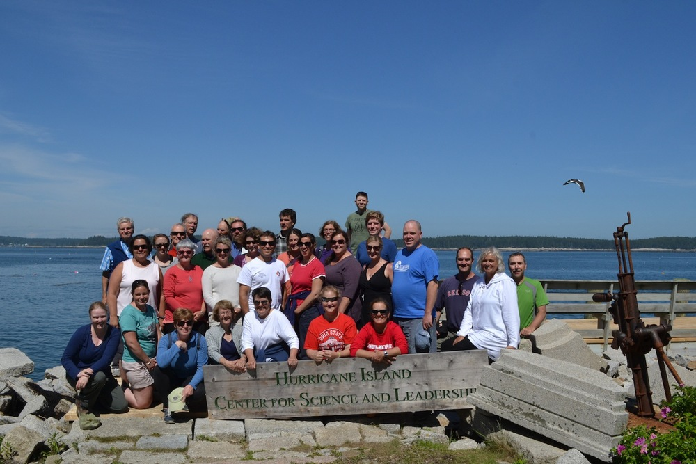 Participants from the 2015 Learning Retreat for School Leaders