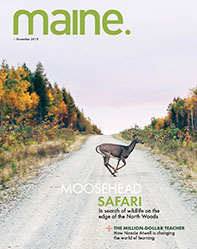 Read even more about us in Maine Magazine (Oct 2015)
