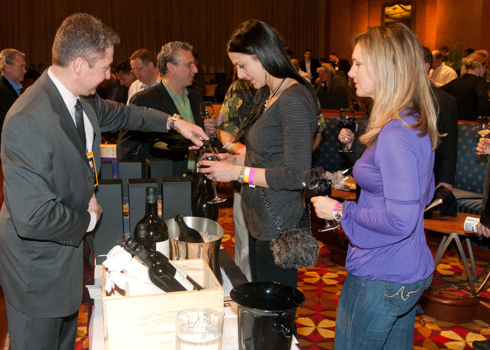 FOOD AND WINE SHOWS
