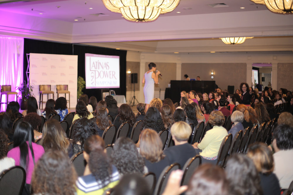 LATINAS & POWER SYMPOSIUM