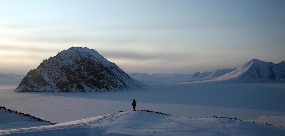 Nord-vest Spitsbergen. Foto: Endre Før Gjermundsen.