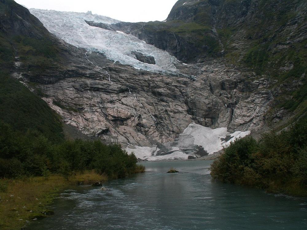 Bøyabreen 2008