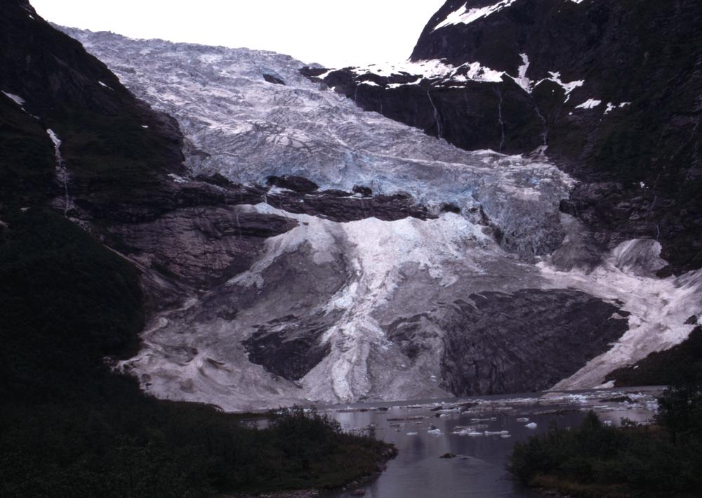 Bøyabreen 1997