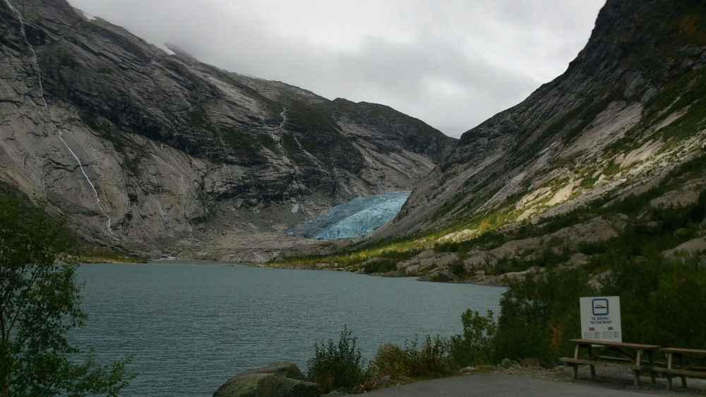 Nigardsbreen 2014