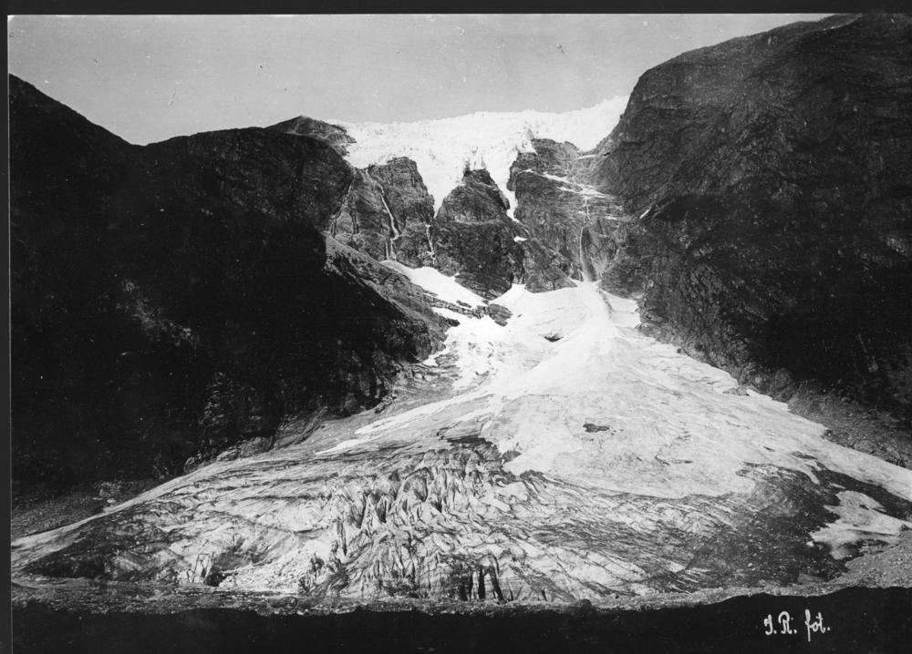 Supphellebreen 1899