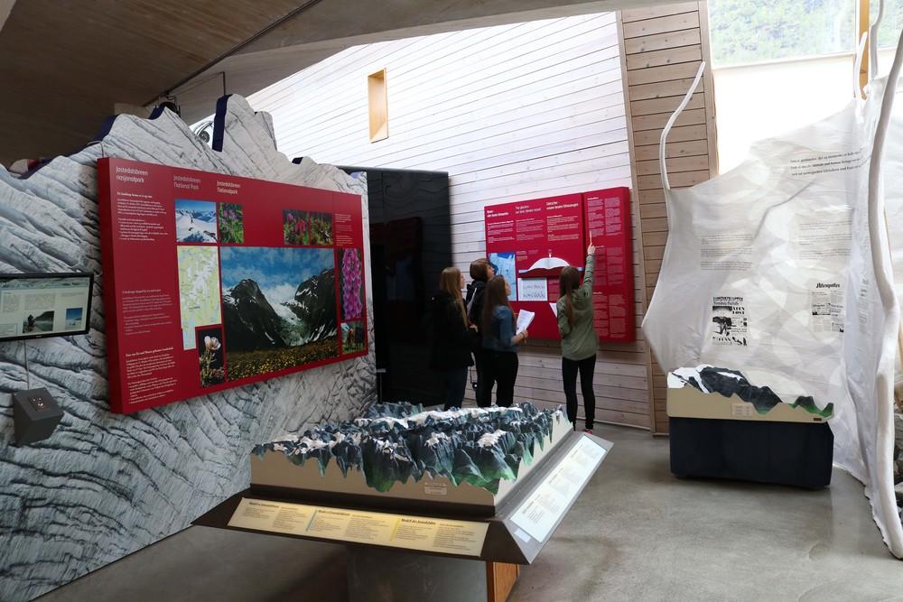 Jostedalsbreen Nasjonalpark
