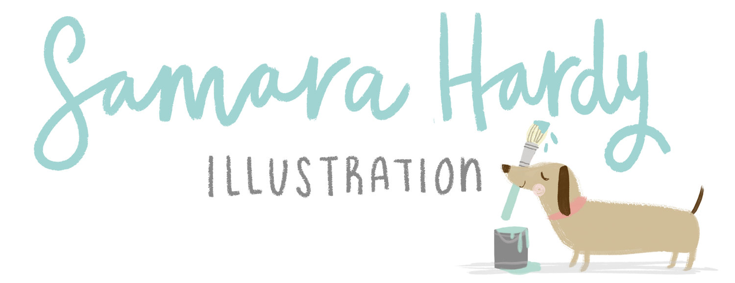 Samara Hardy Illustration